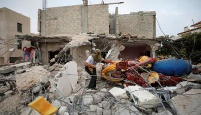 قوات الاحتلال الإسرائيلي تهدم منزل عائلة فلسطينية في رام الله