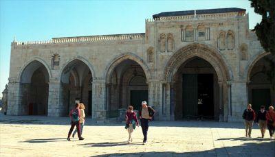ماذا يفعل الاحتلال الإسرائيلي أسفل المسجد الأقصى؟