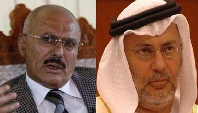 """الإمارات تدعو المؤتمر للتراجع عن التمرد وتقول أنه """"أمام اختبار تاريخي غدا"""""""