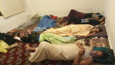 طلاب اليمن بماليزيا يواصلون اعتصامهم لليوم الـ 18 للمطالبة بصرف مستحقاتهم