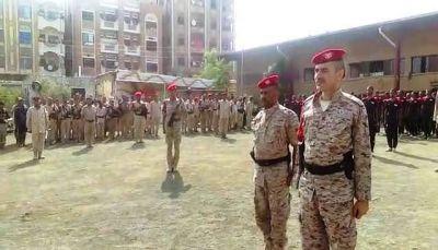 الشرطة العسكرية بتعز توجه بالضرب بيد من حديد لتثبيت الأمن