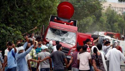 مقتل 23 شخصا في احتجاجات بعد إدانة رجل دين هندوسي بالاغتصاب