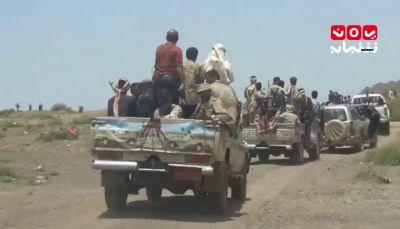 الضالع: مقتل 10 من ميليشيات الحوثي بينهم قيادي ميداني في معارك بجبهة مريس
