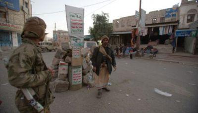 """إب: الحوثيون ينهبون 40 مليون مخصصة لبناء مسجد في """"حبيش"""" ويختطفون وجاهات بـ""""العدين"""""""