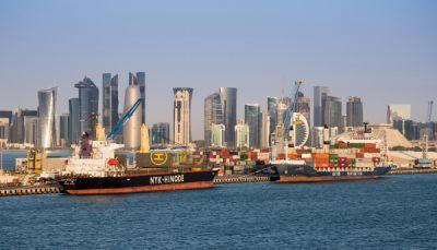 قطر تفتتح رسميا ميناء سيساعدها في الالتفاف على العقوبات العربية