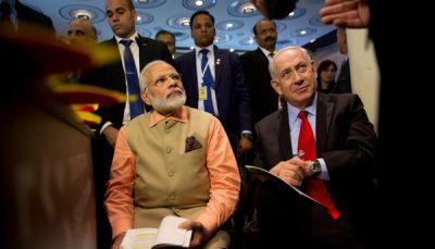 الهند تسعى للتنقيب عن النفط والغاز مع إسرائيل