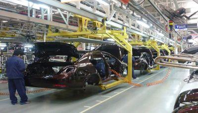 مصر تحتل المكانة الأولى في حجم استيراد السيارات الصينية
