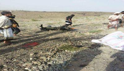 """مقتل قيادي بـ""""القاعدة"""" في غارة أمريكية في منطقة يكلا بمحافظة البيضاء"""