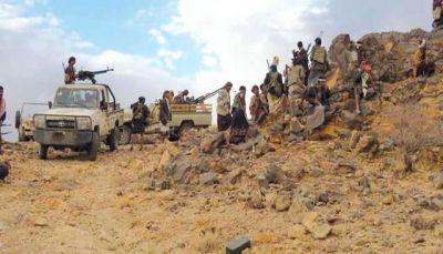 الجوف: قتلى وجرحى من الإنقلابيين في تصدي الجيش لهجوم في المصلوب