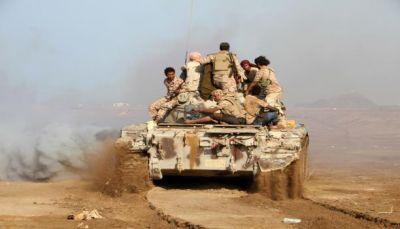 موقع الجيش: وصول منظومة دفاع جوي إلى الجوف ومعدات عسكرية متطورة