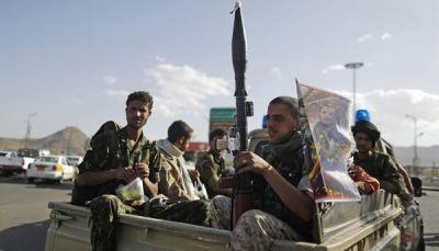 """البيضاء: المقاومة تقتحم مواقع المليشيا وتحرقها في مديرية """"ذي ناعم"""""""