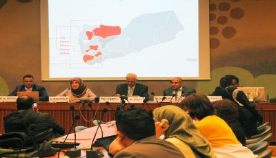 التحالف اليمني يدعو مجلس حقوق الانسان إلزام المليشيا بتنفيذ قراراته
