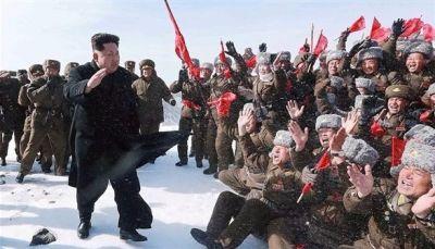 """كوريا الشمالية تهدد """"بإغراق"""" اليابان وتحويل أمريكا إلى """"رماد وظلام"""""""