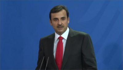 أمير قطر يقول إنه مستعد للمحادثات لإنهاء الأزمة الخليجية