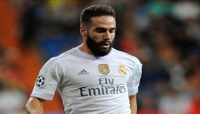 كارباخال يبقى في ريال مدريد حتى 2022