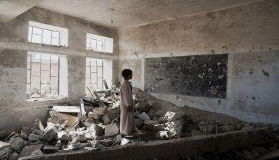 مفوضية حقوق الإنسان: الحوادث الأخيرة في اليمن تدل على الأثر المرعب للحرب الوحشية على الأطفال والمدنيين
