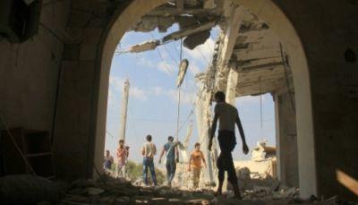 غارات على منطقة خفض توتر في سوريا توقع 22 قتيلا مدنيا خلال يومين
