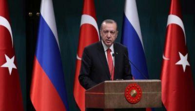 الرئيس التركي يعلن اكتشاف 135 مليار متر مكعب من الغاز في البحر الأسود