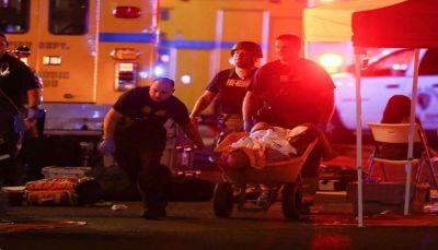 مقتل 50 على الأقل وإصابة نحو 200 في إطلاق نار بلاس فيجاس