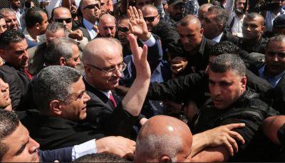 """""""الحمد الله"""" يعلن بدء تسلم حكومته مسؤولياتها لإدارة شؤون غزة"""