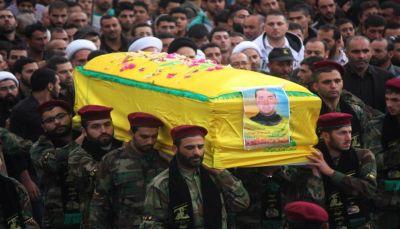 ثمانية قتلى من حزب الله اللبناني في ضربة لطائرة من دون طيار في وسط سوريا