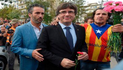 رئيس حكومة كتالونيا: مواطنو الإقليم فازوا بحق إقامة الدولة المستقلة
