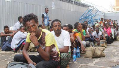 منظمة: عدد المهاجرين عبر طريق اليمن يقفز 50% ويتجاوز البحر المتوسط