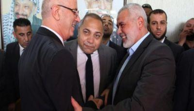 الحكومة الفلسطينية تعقد اول اجتماع لها في غزة منذ العام 2014