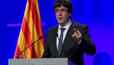 """رئيس كاتالونيا: إعلان الاستقلال يمكن أن يتم """"بحلول نهاية الأسبوع"""""""