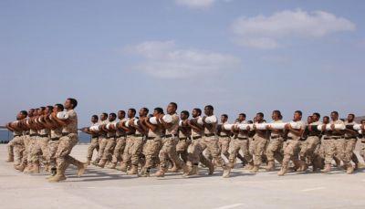 محافظ سقطرى يدشن تدريب 360 من أفراد القوات الخاصة بالمحافظة