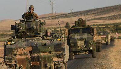 """تركيا: بدء """"عملية كبيرة"""" في إدلب بسوريا"""
