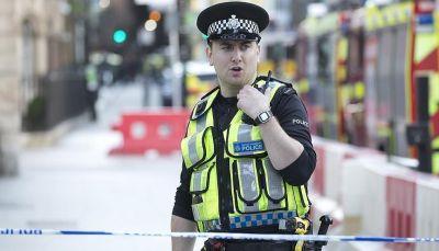 بريطانيا: عدة إصابات واعتقال شخص في حادث دهس وسط لندن