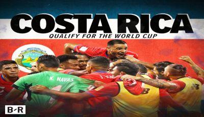 كوستاريكا تخطف بطاقة التأهل لكأس العالم في روسيا