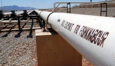 العراق يتحضر لتأهيل خط تصدير نفط كركوك إلى تركيا
