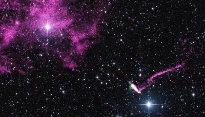 الصين تعلن اكتشاف نجمين نابضين يدوران بسرعة فائقة