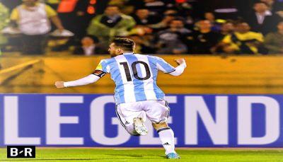 تأهل الأرجنتين والأوروغواي وكولومبيا لمونديال روسيا وتشيلي تودع