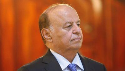 """الرئيس هادي يهاتف """"عمر البشير"""" ويشيد بمواقف السودان الكبيرة تجاه اليمن"""