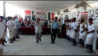 """تزامنا مع الذكرى الرابعة لإعلانها محافظة.. """"سقطرى"""" تحتفل بالعيد الـ 54 لثورة الــ 14 أكتوبر"""