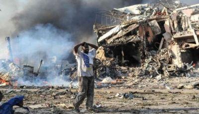 ارتفاع عدد ضحايا هجومي العاصمة الصومالية إلى 85 شخصا
