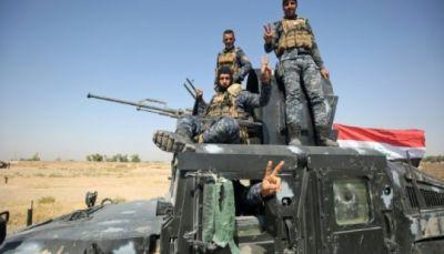 القوات العراقية تعلن سيطرتها على حقول نفطية وقاعدة ومطار عسكريين في محافظة كركوك