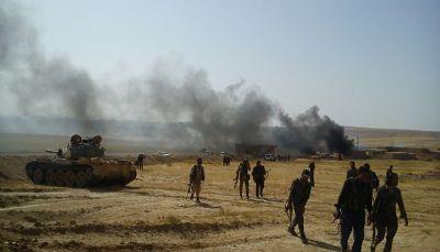 هزيمة تنظيم الدولة الإسلامية في معقله بالرقة في سوريا