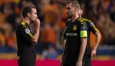 نتيجة مخيبة جداً لبروسيا دورتموند في دوري الأبطال