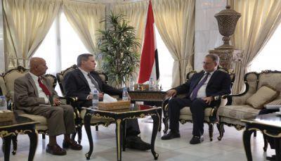 سفير أمريكا باليمن: اجتماع مرتقب بين أعضاء مجلس الأمن وولد الشيخ