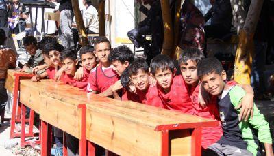 اليونيسف: أكثر من أربعة ملايين طفل يواجهون الحرمان من التعليم