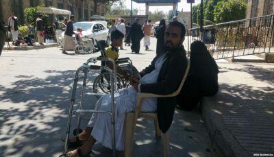 تحالف حقوقي: 15% من سكان اليمن معاقون وألغام الحوثي تضاعف الكارثة