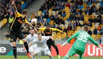 الدوري الأوروبي: دينامو كييف يتعثر أمام يانج بويز