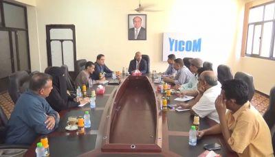 وزارة النفط توجه بسرعة استكمال الصيانه لاعادة الانتاج والتصدير في عدد من القطاعات