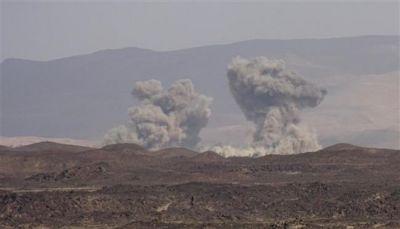 شبوة: الجيش يهاجم مواقع ميلشيات الحوثي وصالح في مديرية بيحان