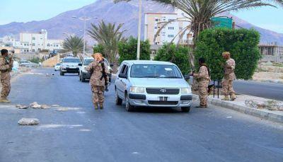 مصدر أمني يكشف تفاصيل الخلاف بين نقطة تابعة للأمن وافراد من الحزام الأمني بالضالع