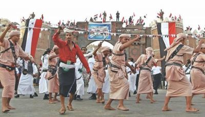 البرع اليمني... رقصة الحب والحرب